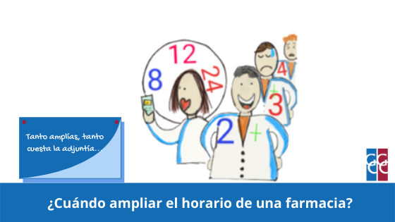 horario de una farmacia