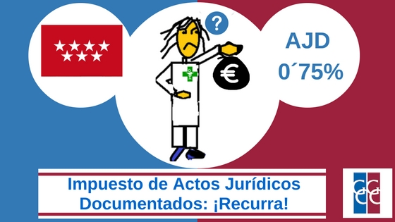 AJD compra farmacia Madrid
