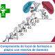 Compraventa local farmacia a plazos con reserva dominio