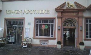 Löwen Apotheke Trier 2 @manumontilla2