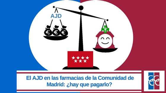 Impuesto AJD Madrid