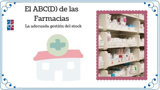 stock farmacias