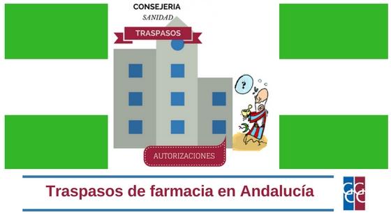 traspasos de farmacia andalucia