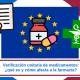 Verificación unitaria de medicamentos portada