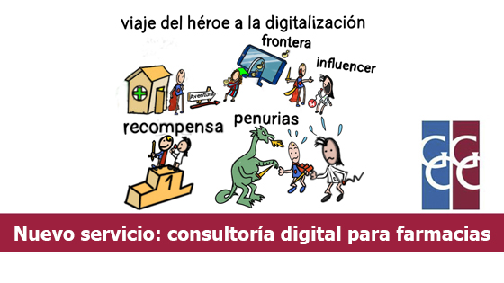 consultoría marketing digital para farmacias