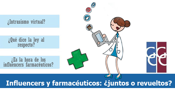 influencers y farmaceuticos